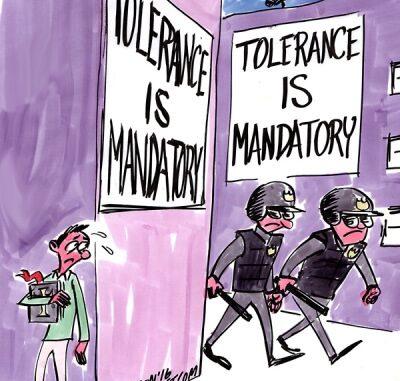 Tolleranza obbligatoria